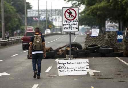 Vandalismo-no-cesa-en-Nicaragua