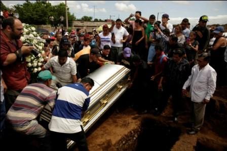 Violencia-en-Nicaragua,-una-familia-muere-calcinada