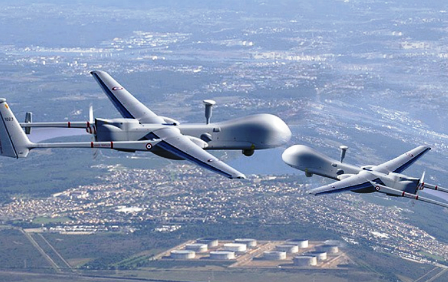 Drones-armados