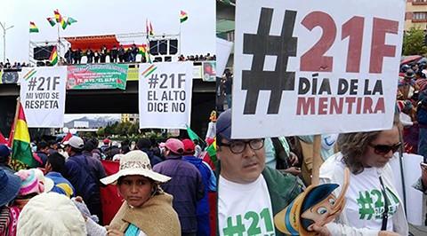 Frase--Bolivia-dijo-no--calienta-disputa-electoral-entre-el-MAS-y-colectivos-ciudadanos