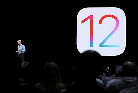Apple-lanza-su-nueva-plataforma-iOS-12