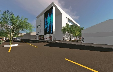 La UPSA estrenará  edificio