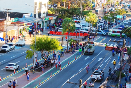 Avenida-Grigota,-no-se-habilitara-a-micros-hoy