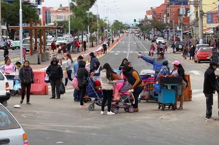Avenida-Grigota,-reapertura-sera-lunes