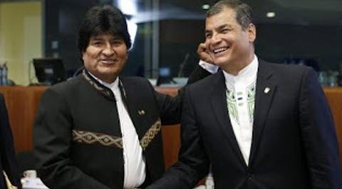 Evo-advierte-politizacion-de-la-justicia-en-Ecuador-por-pedir-prision-para-Correa