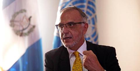 El-gobierno-de-Guatemala-le-prohibe-la-entrada-a-Ivan-Velasquez,-el-jefe-de-la-comision-anticorrupcion-de-la-ONU