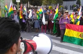 Desempleados-de-Huanuni-llegan-a-La-Paz-y-aseguran-que-se-quedaran-hasta-que-el-Gobierno-los-atienda