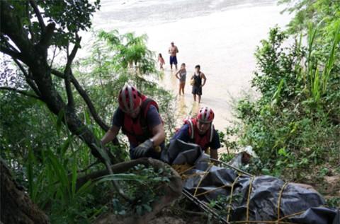 Hallan-cuerpo-de-un-hombre-sin-vida-en-el-rio-Pirai