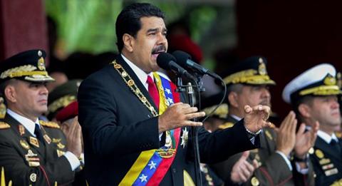 Un-Comando-de-la-Guardia-Bolivariana-se-subleva-contra-Maduro