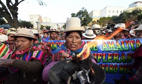 Pueblos-indigenas-inician-actos-por-aniversario-del-Estado-Plurinacional