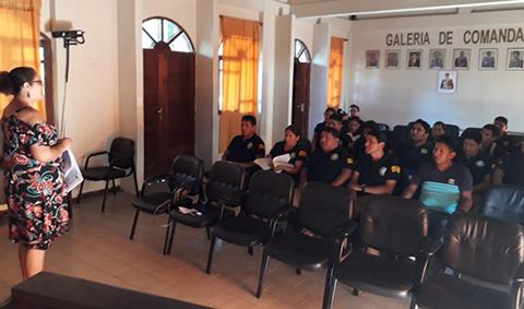 Fiscalia-beniana-capacita-a-efectivos-policiales-en-implementacion-de-la-Ley-1173