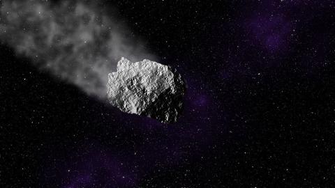 Un asteroide se aproxima a la Tierra a una velocidad de más 35.400 km/h