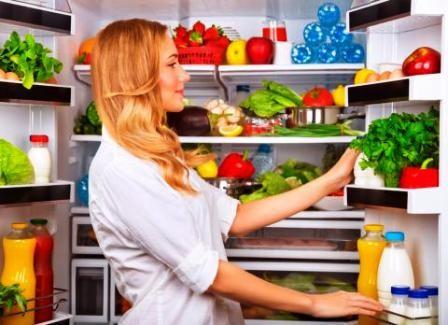 Conserve-las-verduras-frescas-en-la-heladera
