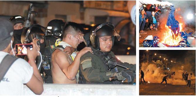 Enfrentamientos-en-cierre-de-campana-del-MAS