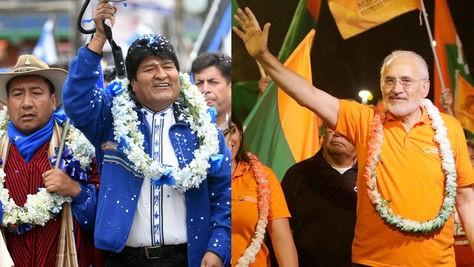 Datos-preliminares-perfila-segunda-vuelta-entre-Evo-Morales-y-Carlos-Mesa