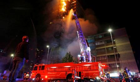 16-buses-quemados-y-308-detenidos