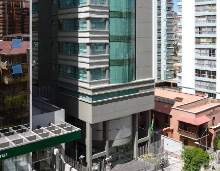 BBV y EDV inauguran su moderno edificio