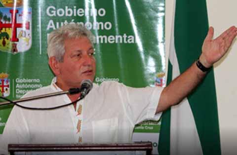 Ruben Costas exige que se respete el voto