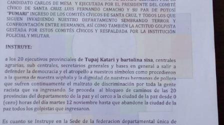 Federacion-de-Campesinos-instruye-el-cerco-a-La-Paz-desde-este-martes