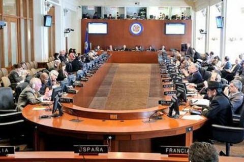Por-crisis-en-Bolivia,-OEA-llama-a-sesion-extraordinaria-el-martes