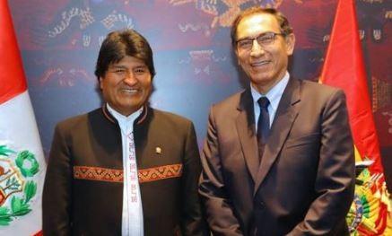Peru-no-puede-negar-el-transito-aereo-a-Evo-Morales,-aclara-primer-ministro