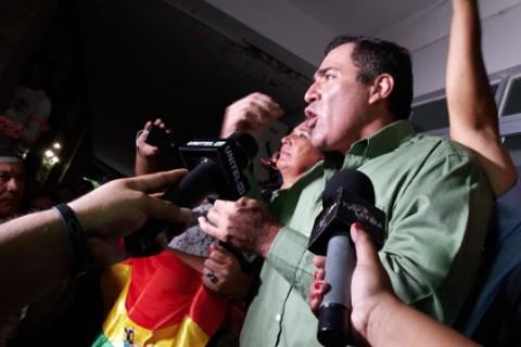 Posesionan-a-Miguel-Ángel-Hurtado-como-alcalde-interino-de-Montero