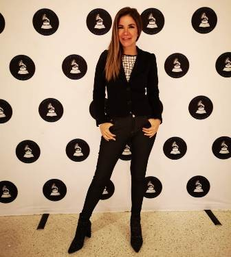 Vanessa-Ánez-en-los-Latin-Grammy-2019