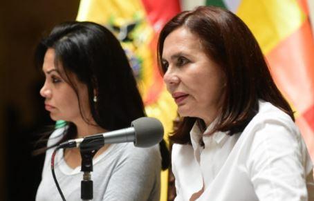 Canciller Longaric llama a la comunidad externa a respetar la no injerencia