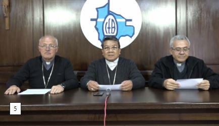 CEB llama al Gobierno a deponer actitudes de 'violencia excesiva'