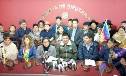 Legislativo llama a sesión el martes para tratar convocatoria a nuevas elecciones