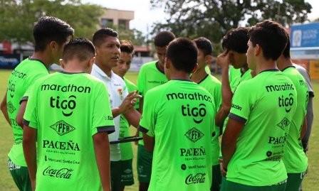 La-sub-15-llega-a-Paraguay-para-el-Sudamericano