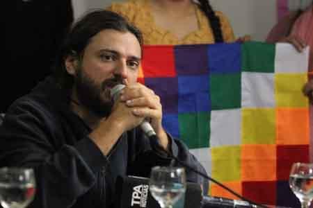 -No-tenemos-miedo-,-responde-delegacion-de-argentinos-a-Murillo