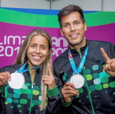 Federico-y-Noelia-invitados-a-los-Premios-Panam-Sports-2019