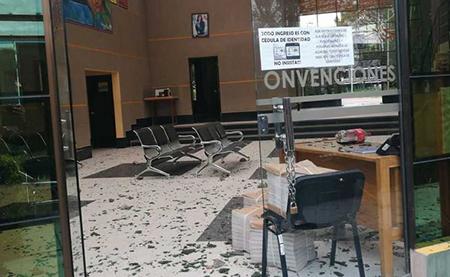 Vandalizaron-instalaciones-ediles-de-El-Alto;-Alcaldia-acusa-al-MAS-y-pide-garantias