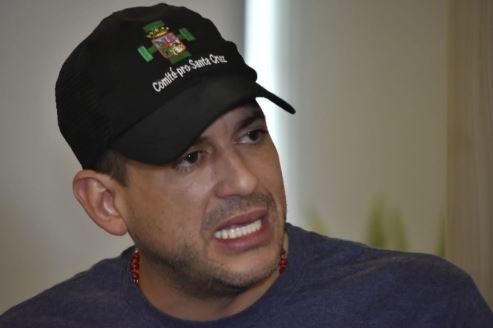 Camacho quita su apoyo a Mesa y acusa al candidato de CC de buscar su propio interés