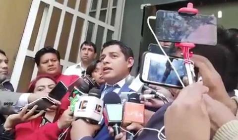 Gobierno acude al TCP para que aclare controversia sobre sentencia de la re-reelección