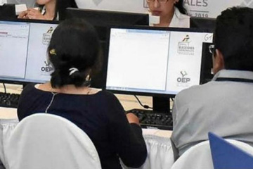 Exdirector del TSE revela información del fraude electoral
