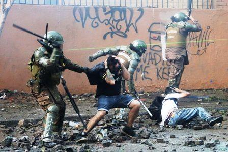 Reportan-elevado-numero-de-violaciones-a-los-DDHH-en-Chile