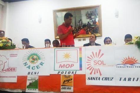Agrupaciones-ciudadanas-fundan-nueva-alianza--Bolivia-Unida-