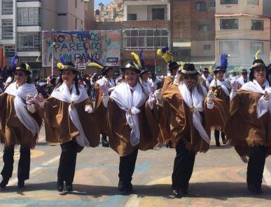 Se-realiza-el-primer-convite-del-Carnaval-de-Oruro-2020