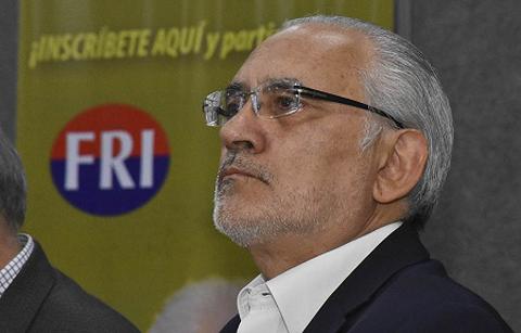 FRI ratifica respaldo a Mesa y dice que 'falsos dirigentes' pactaron con Camacho