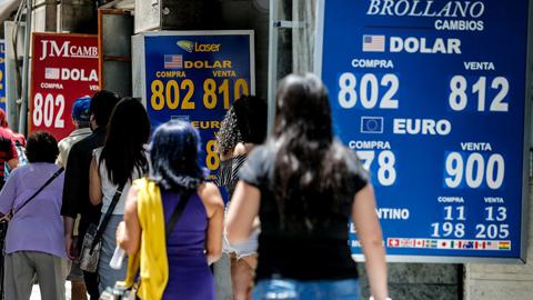 Economía de Chile cae 3,4% en octubre tras estallido social