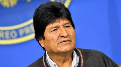 Evo Morales será jefe de campaña del MAS, si Áñez 'permite su retorno'