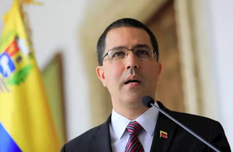 Gobierno-de-Maduro-critica-ingreso-de-Bolivia-al-Grupo-de-Lima