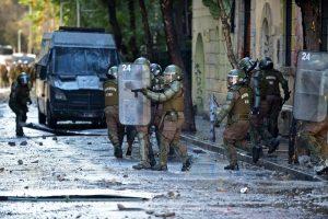 Continuan-denuncias-sobre-violencia-policial-en-Chile