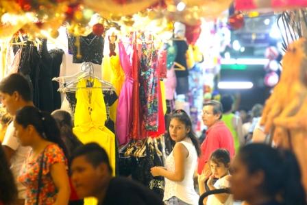 Feria Barrio Lindo atenderá todos los días