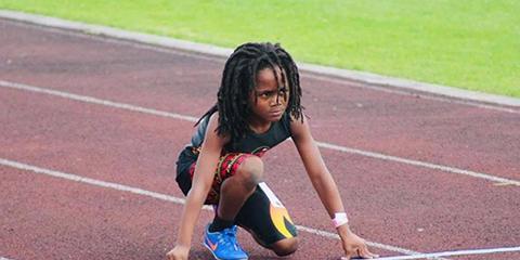 El 'Nuevo Usain Bolt' de 7 años que es furor en las redes sociales