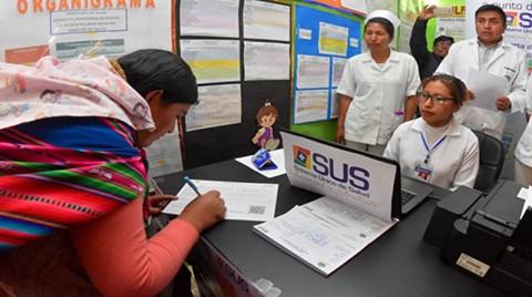 Evo-promulgara-el-miercoles-la-Ley-del-Sistema-Único-de-Salud