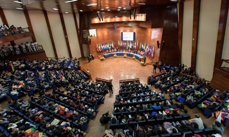 Bolivia-ante-la-CIDH-en-Sucre-denuncia-perpetuidad-de-Evo-Morales