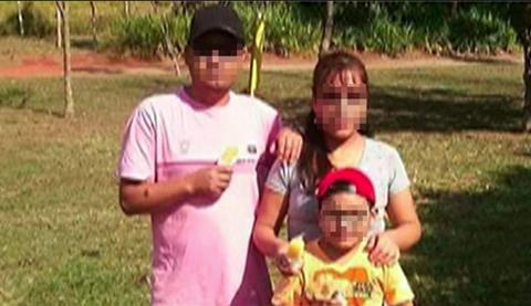 Extraditarán a Brasil al asesino que mutiló a familia boliviana